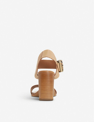Bertie Iraya leather sandals