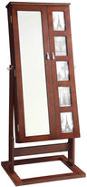 Asstd National Brand Cherry Cheval Photo Jewelry Armoire