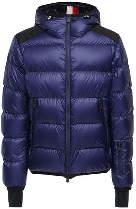 MONCLER GRENOBLE Hintertux Leger Performance Down Jacket