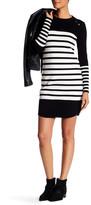 Rebecca Minkoff Scottie Stripe Crew Dress