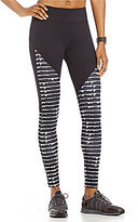 Under Armour Studio Mirror Colorblock Printed Legging