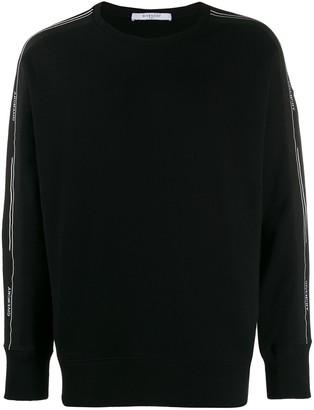 Givenchy Printed Logo Sweatshirt