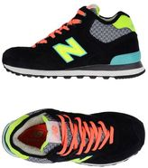New Balance 574 Canvas Sneaker Herren