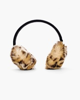 Chico's Animal-Print Earmuffs