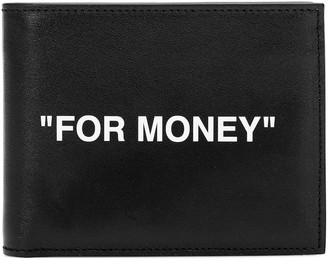 Off-White Off White Leather wallet