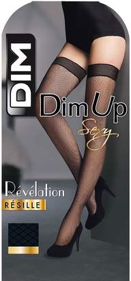 Dim Fishnet 73 Denier Stockings