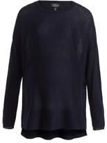 Topshop Women's Crewneck Maternity Sweater