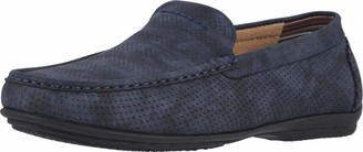 Stacy Adams mens Cirrus Moc Toe Slip-on Driving Style Loafer