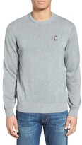 Psycho Bunny Men's Pima Cotton Crewneck Sweater