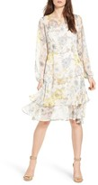 Cupcakes And Cashmere Women's Rome Floral Dress
