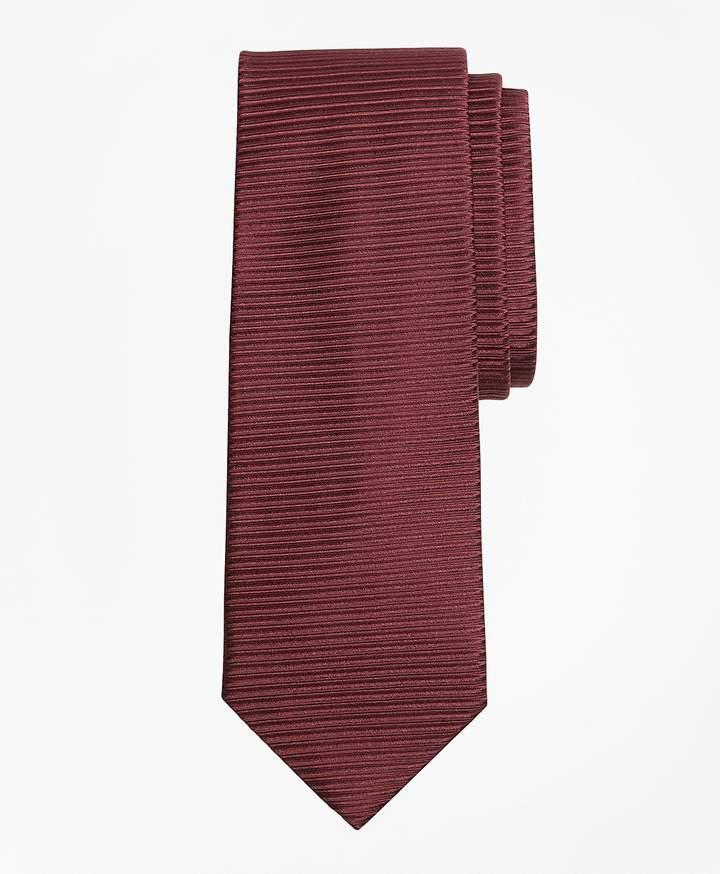 Brooks Brothers Horizontal Textured Tie