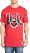 Mitchell & Ness Men's Bulls Graphic T-Shirt