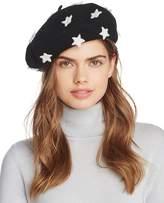 Helene Berman Wool Star Beret