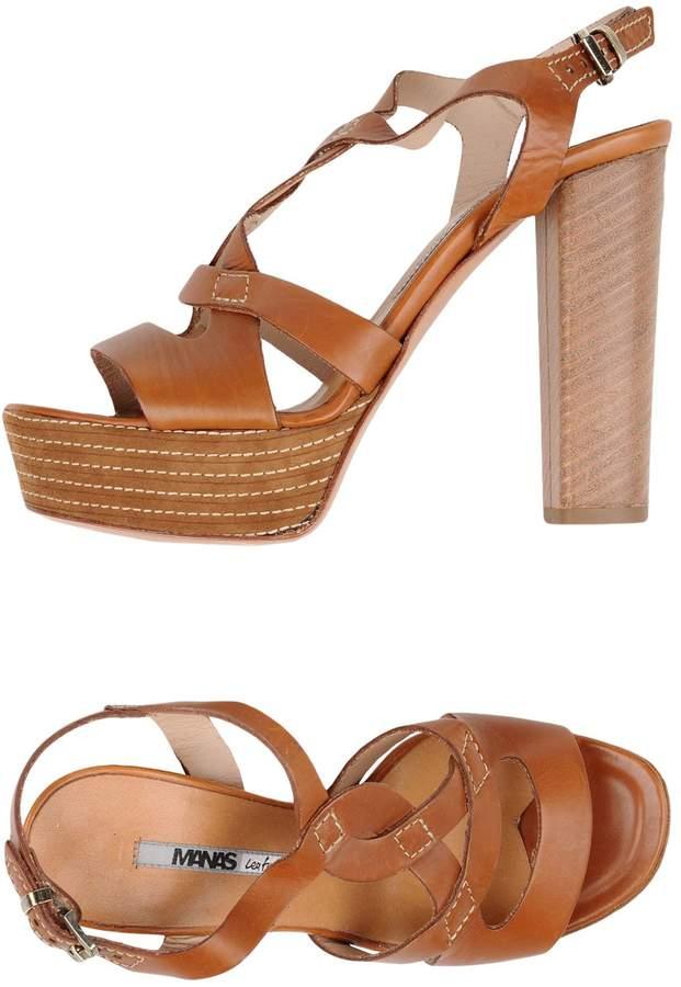 Manas Lea Foscati Sandals - Item 11362229
