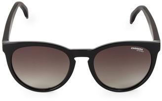Carrera 53MM Round Sunglasses