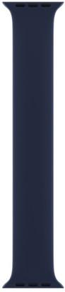 Apple 44mm Deep Navy Solo Loop - Size 6