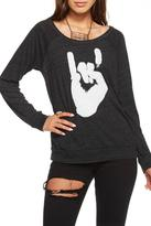 Chaser Rock Roll Raglan