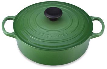 Le Creuset 3.5-Quart Round Wide Oven