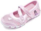 Femizee Girls Closed Toe Outdoor Casual Fisherman Princess Sandals(Toddler/Little Kid/Big Kid