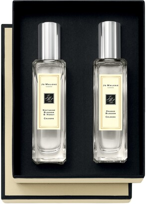 Jo Malone Nectarine Blossom & Honey and Orange Blossom Cologne Duo