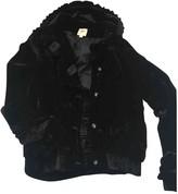 Gat Rimon Black Silk Jacket for Women