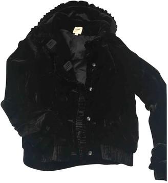 Gat Rimon Black Silk Jackets