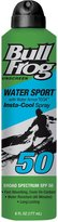 Bull Frog Water Sport Insta-Cool Continuous Spray Suncreen - SPF 50 - 6 oz