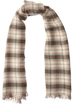 Polo Ralph Lauren Plaid Flannel Scarf