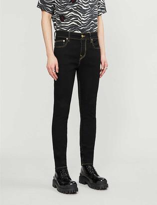 True Religion Jack No Flap skinny jeans