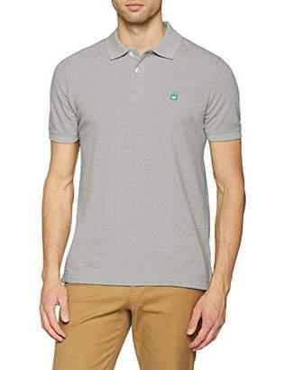 Benetton Men's H/s Polo Shirt,One (Size: X-Small)