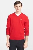 Comme des Garcons Men's Wool Pullover