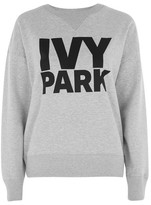 Ivy Park Logo Peached Sweatshirt