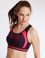 Marks and Spencer Infin8 High Impact Full Cup Sports Bra A-E