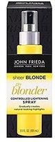 John Frieda Sheer Blonde Go Blonder Controlled Lightening Spray, 3.5 Ounce