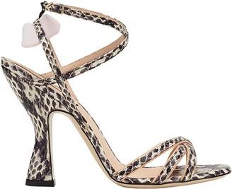 Fendi strappy sandals