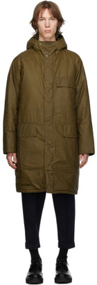Barbour Beige Norse Projects Edition North Sea Parka