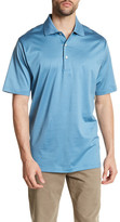 Peter Millar Knit Subconscious Stripe Polo Shirt