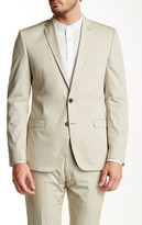 Ben Sherman Notch Lapel Two Button Sport Coat