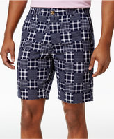 Club Room Men's Patchwork Shorts, Only at Macy's