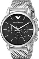 Emporio Armani Men's AR1811 Classic Analog Display Analog Quartz Watch