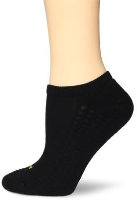 Hue Women's Air Sport 3 Pair Pack No Show Socks