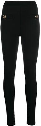 Balmain Knitted Skinny Trousers