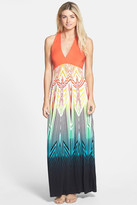 Felicity & Coco Printed Maxi Dress (Petite)