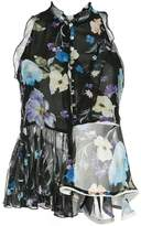 3.1 Phillip Lim floral embroidered blouse