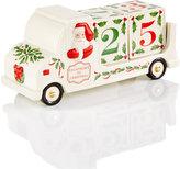Lenox Countdown 'Til Christmas Santa's Countdown Truck