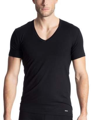 Calida Men's Cotton Code T-Shirt
