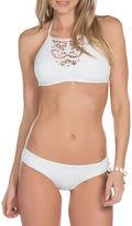 Becca Swim Venise High-Neck Bikini Top