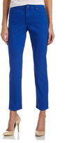Not Your Daughter's Jeans Ankle-Length Skinny Jeans, Electric Blue