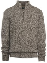 Woolrich Men's Kennebeck Rag Half-Zip Sweater