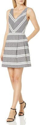 Greylin Women's Mezzan Stripe Dress